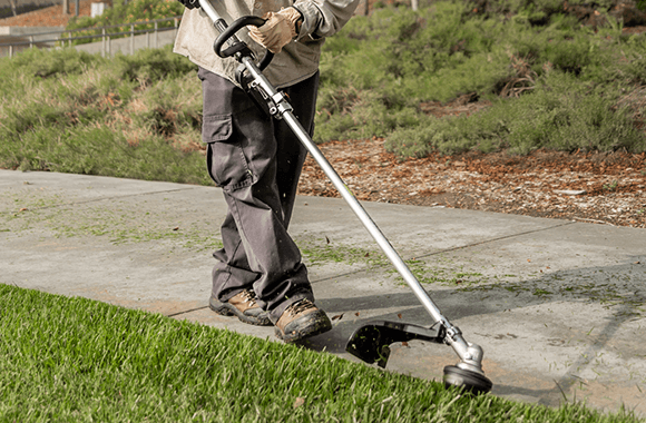 COUPLE SHAFT WITH STRING TRIMMER ATTACHMENT