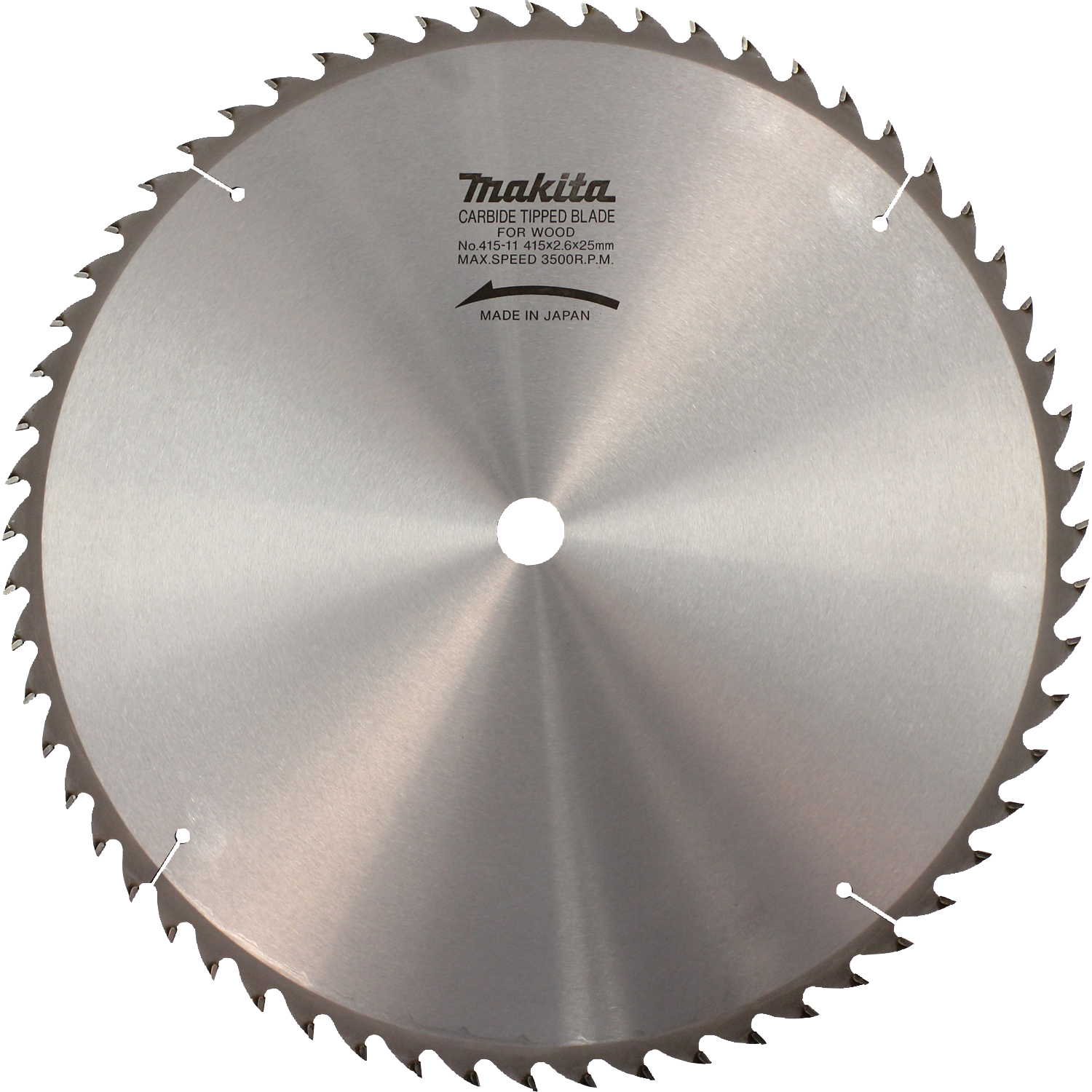 Makita usa product details 5007mg 792118 8 16 516 60t carbide tipped circular saw blade keyboard keysfo Image collections