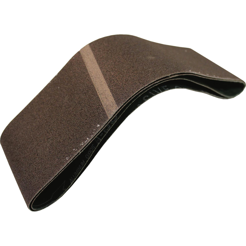 80 Grit Makita A-34469 3//8/'/' x 21/'/' Sanding Belts