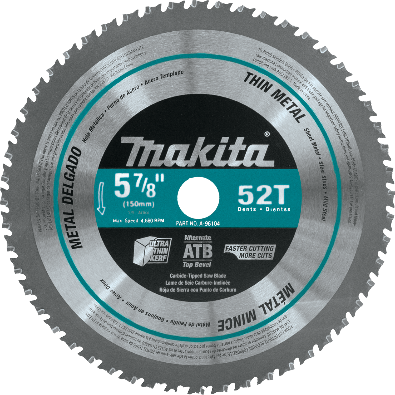 Makita usa product details a 96104 a 96104 greentooth Gallery