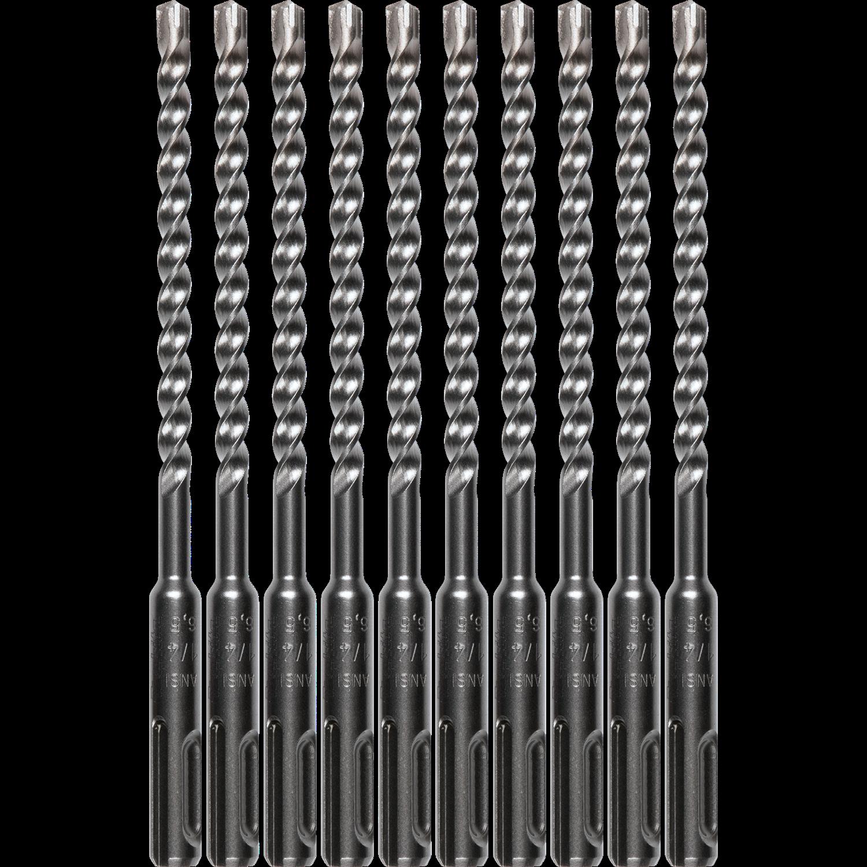 3-Cutter Makita B-61123 1//2 x 18 SDS-Plus Bit
