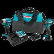 12V max CXT® 2-Pc. Combo Kit