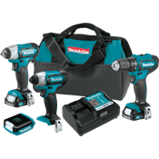 12V max CXT® 4-Pc. Combo Kit