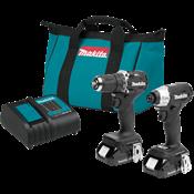 18V LXT® Sub-Compact Brushless 2-Pc. Combo Kit
