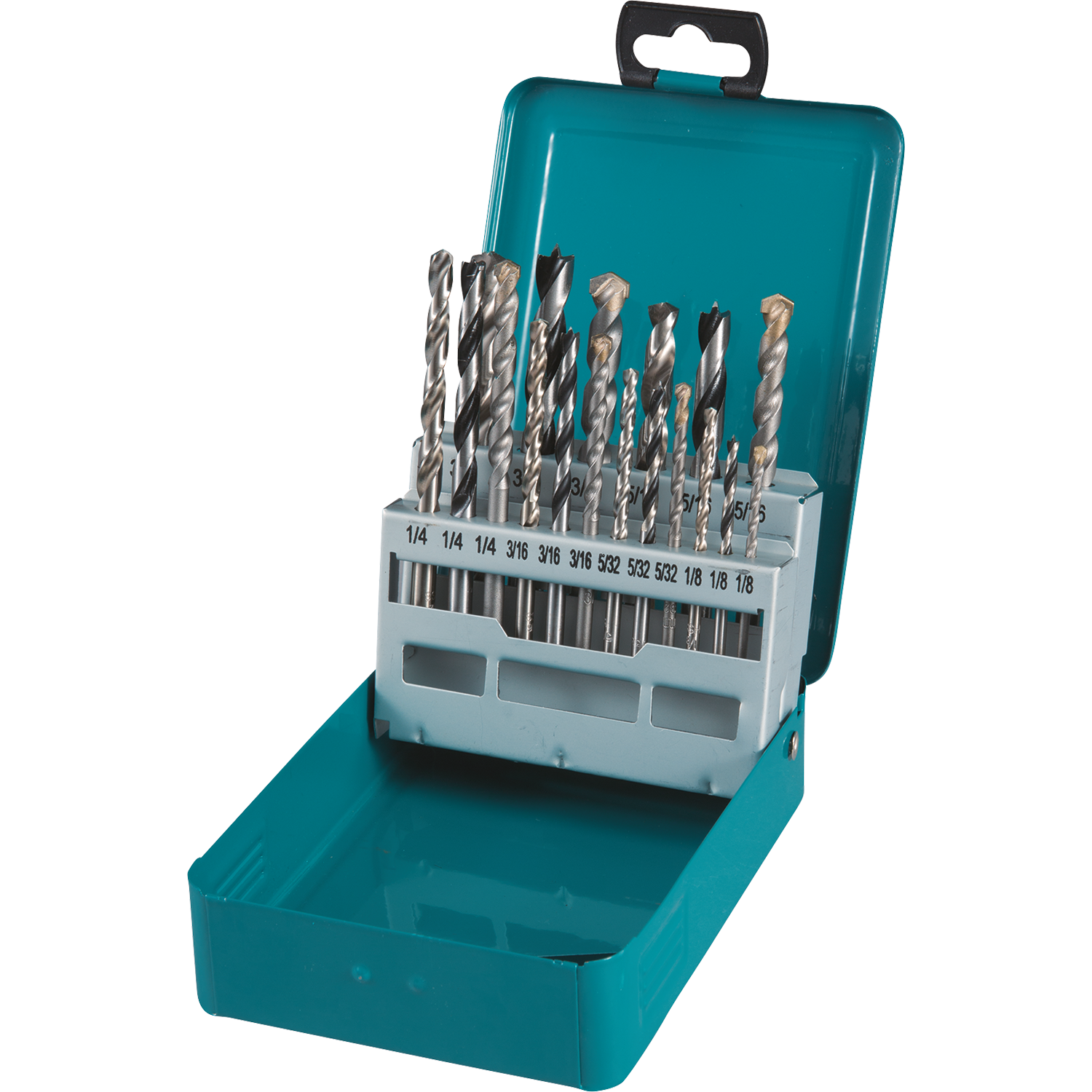 HM-Dowel Drill D 4//5//6//8//8,2//9//10//12 x 27 X Shaft 10mm by Stehle