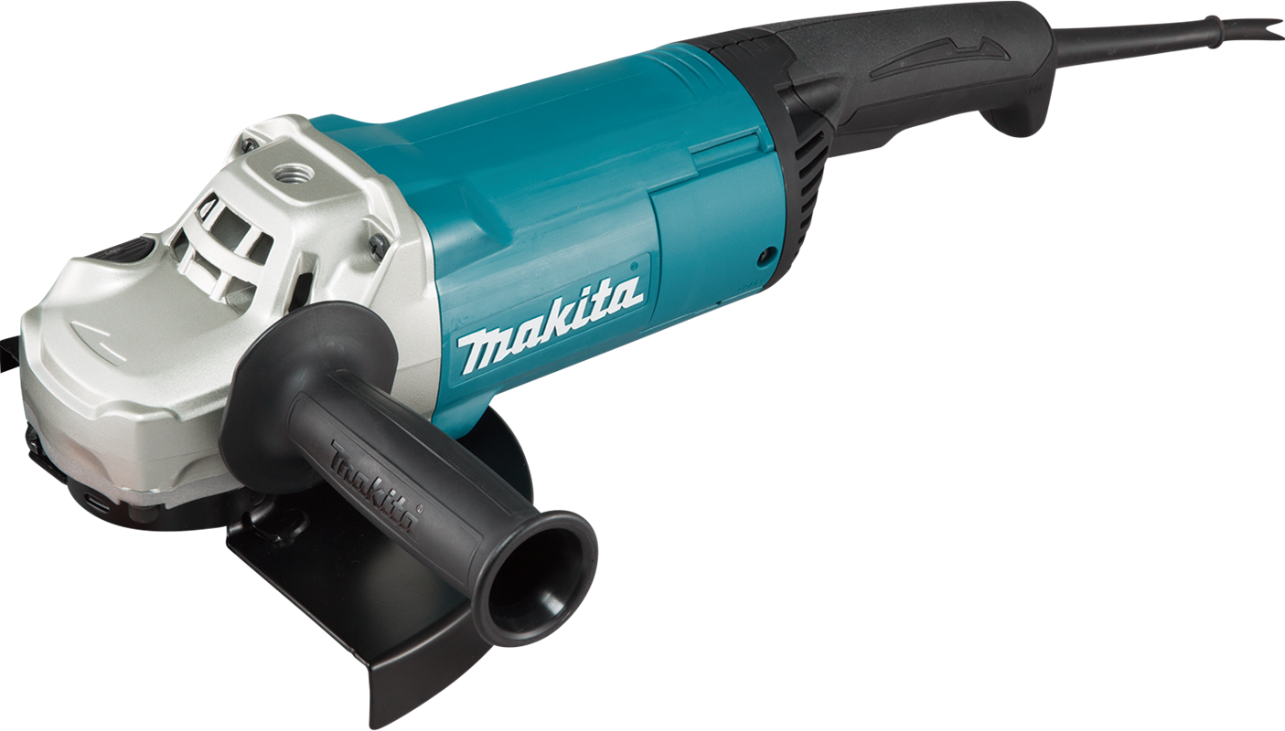 9 Angle Grinder With Lock On Switch