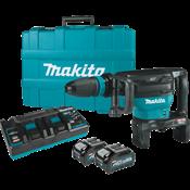 80V max (40V max X2) XGT® Brushless 28 lb. AVT® Demolition Hammer Kit, AWS® Capable