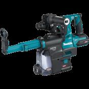 "40V max XGT® Brushless 1-1/8"" AVT® Rotary Hammer w/ Dust Extractor, AFT®, AWS® Capable"