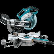 "40V max XGT® Brushless 8-1/2"" Dual-Bevel Sliding Compound Miter Saw, AWS® Capable"