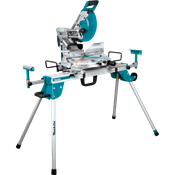 """12"""" Dual-Bevel Sliding Compound Miter Saw with Stand"""