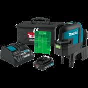 12V max CXT® Self-Leveling Cross-Line/4-Point Green Beam Laser Kit