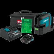 12V max CXT™ Self-Leveling Cross-Line Green Beam Laser Kit