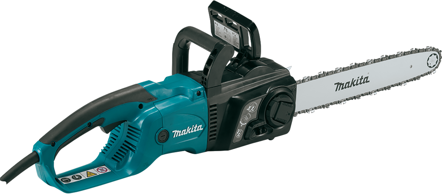 Makita usa product details uc4051a 16 electric chain saw greentooth Gallery