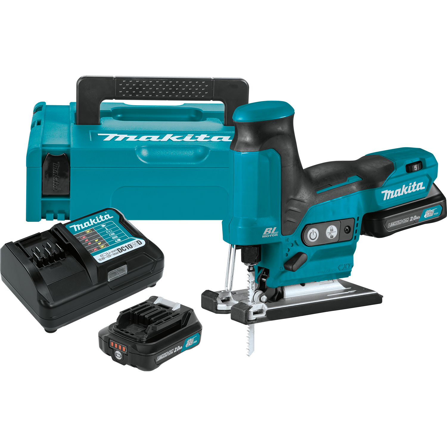 The Bulgarian Makita is a reliable and convenient tool