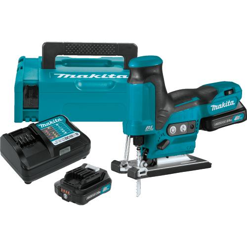 12V max CXT® Brushless Barrel Grip Jig Saw Kit