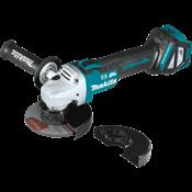 """18V LXT® Brushless 4-1/2"""" / 5"""" Cut-Off/Angle Grinder"""