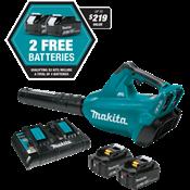 18V X2 (36V) LXT® Brushless Blower Kit with 4 Batteries