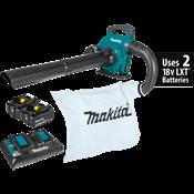 18V X2 (36V) LXT® Brushless Blower Kit with Vacuum Attachment Kit