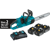 "18V X2 (36V) LXT® Brushless 16"" Chain Saw Kit"