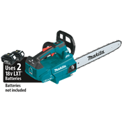 "18V X2 (36V) LXT® Brushless 16"" Top Handle Chain Saw"
