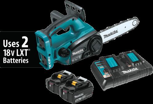 """18V X2 (36V) LXT® 12"""" Chain Saw Kit"""