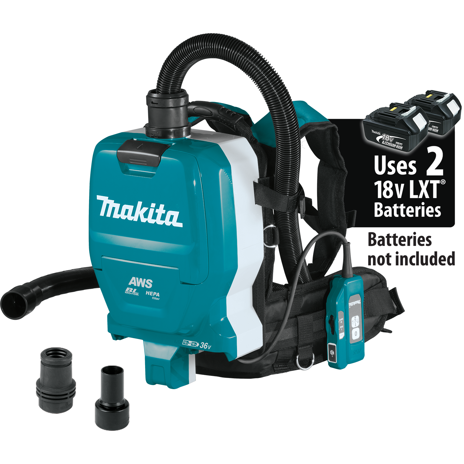 1x Compatible Makita Batterie 14,4v//18v Batterie Adaptateur Support Blue Terminal Down