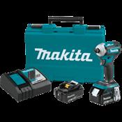 18V LXT® Brushless 4-Speed Impact Driver Kit