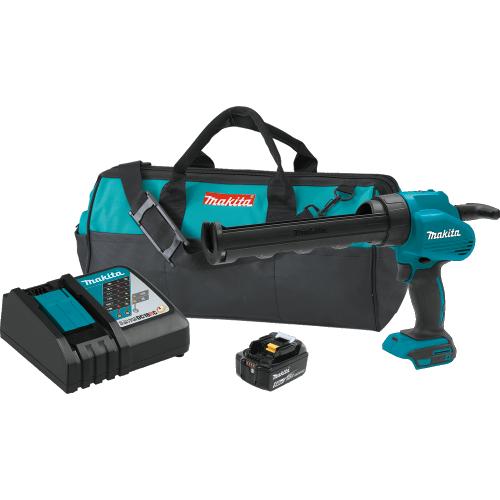18V LXT® 10 oz. Caulk and Adhesive Gun Kit