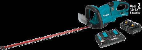 "18V X2 (36V) LXT® 25-1/2"" Hedge Trimmer Kit"