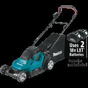 """18V X2 (36V) LXT® 17"""" Residential Lawn Mower"""