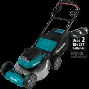 """18V X2 (36V) LXT® Brushless 18"""" Self-Propelled Lawn Mower"""