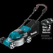 """18V X2 (36V) LXT® Brushless 18"""" Lawn Mower"""