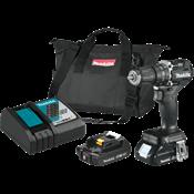 "18V LXT® Sub-Compact Brushless 1/2"" Hammer Driver-Drill Kit"