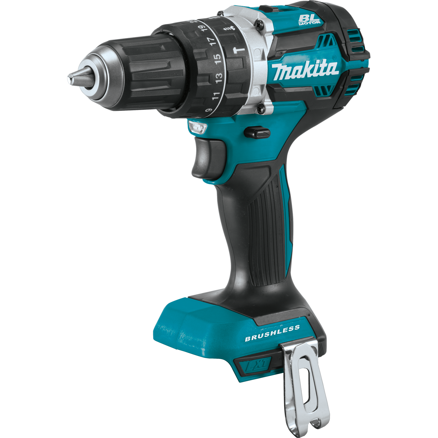 Makita Dhp481 18v Cordless Brushless Hammer Driver Drill: Product Details -XPH12Z