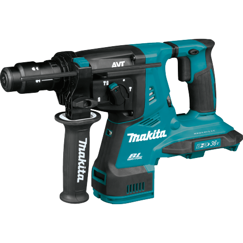 "18V X2 LXT® (36V) Brushless 1-1/8"" AVT® Rotary Hammer, AFT®, AWS™ Capable"