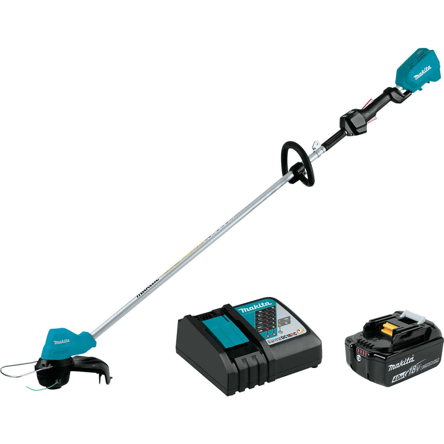 18V Lithium-Ion Electric Cordless String Trimmer Battery Charger Not Included