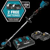 18V X2 (36V) LXT® Brushless String Trimmer Kit w/ 4 Batteries