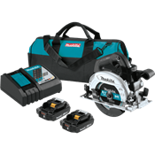 "18V LXT® Sub-Compact Brushless 6-1/2"" Circular Saw Kit"