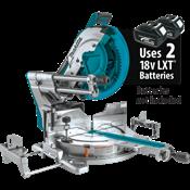 """18V X2 LXT® (36V) Brushless 12"""" Dual-Bevel Sliding Cmpd Miter Saw, AWS™ Capable"""