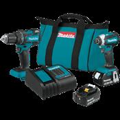 18V LXT® Brushless 2-Pc. Combo Kit