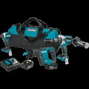 18V LXT® Brushless 3-Pc. Combo Kit