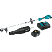 """18V LXT Brushless Power Head Kit w/ 13"""" String Trimmer & Blower Attachments"""