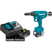18V LXT® Brushless Rivet Tool Kit