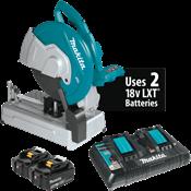 "18V X2 LXT® (36V) Brushless 14"" Cut-Off Saw Kit"