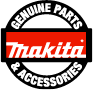 Choose Genuine Makita Parts & Accessories