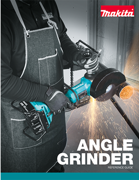 Angle Grinder Reference Guide