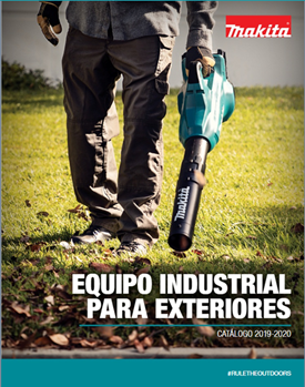 [Outdoor Power Equipment Catalog]