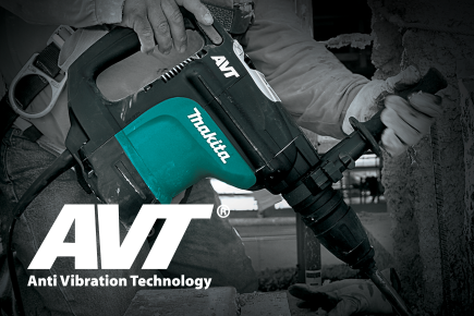 AVT® Anti-Vibration Technology-tst