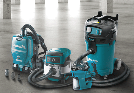 Makita Dust Collectors Extractors Accessories