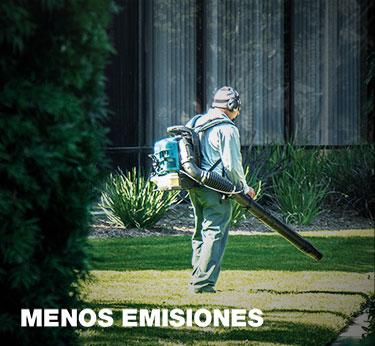 Less Emissions